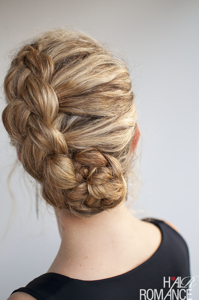 Prom hairstyles updos buns