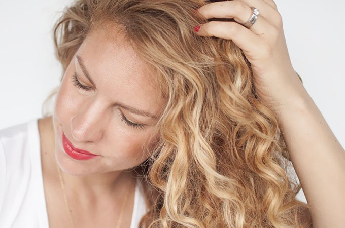 Hair Romance - Hair Happiness Challenge - using serums
