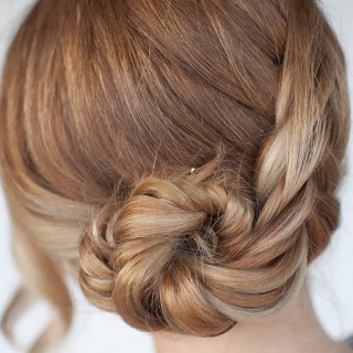 Hair Romance - Seashell braid tutorial - Reverse fishtail braid tutorial
