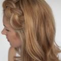 Hair Romance - big Dutch braid tutorial 3