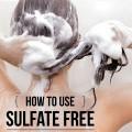 Hair Romance - how to use sulfate free shampoo properly