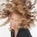 Hair Romance - my crazy flipping curls