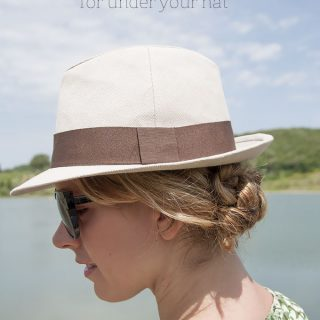 Hat hair – Hairstyles to wear under your hat