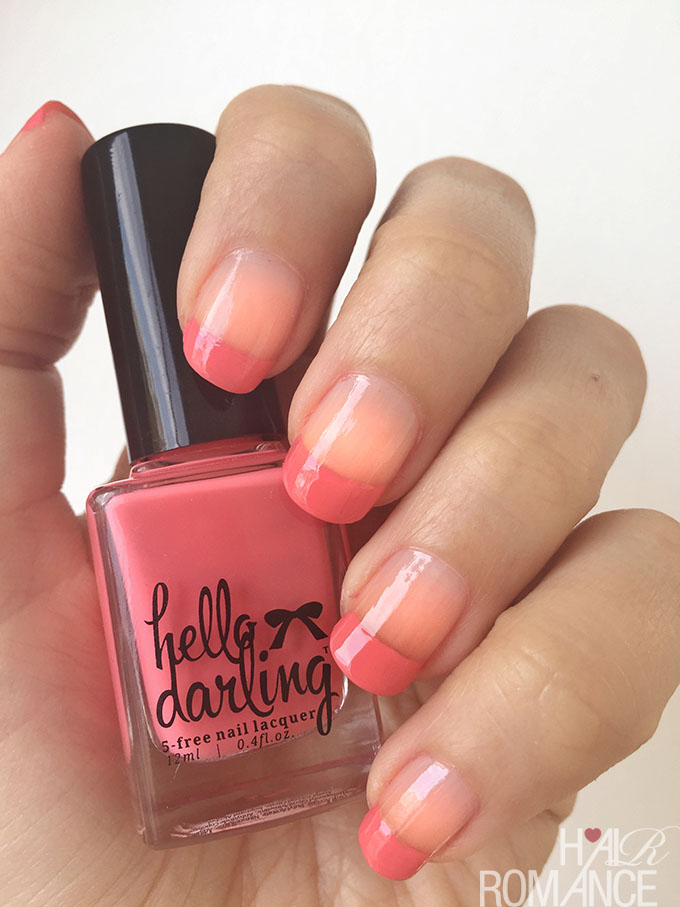 How To Do A Modern French Manicure