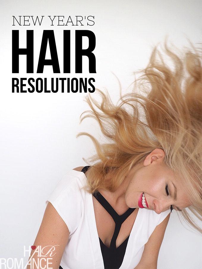 new year s hair resolutions hair r ce