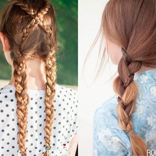 New Hair Romance Classes – Daddy Daughter Hair Class + Kids' Hair 101