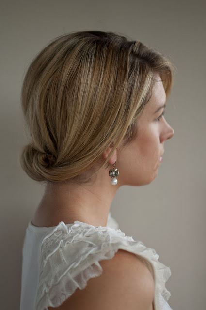 Five Easy Wedding Hairstyles You Can Do Yourself - Hair Romance