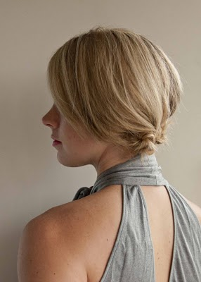 Sweet Twist And Pin Variation Hair Romance