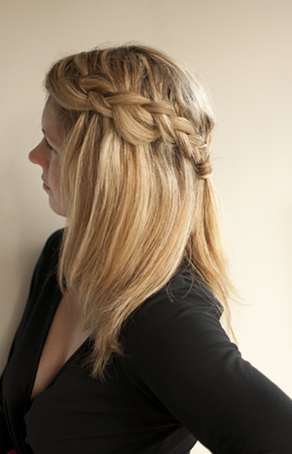 How To Easy Braid Hairstyle Hair Romance Reader Question