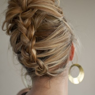 30 Days of Twist & Pin Hairstyles – Day 13