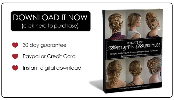Buy the 30 Hairstyles in 30 Days ebook now
