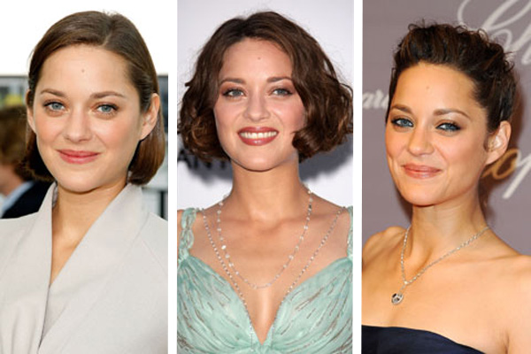 Short Cut Saturday Marion Cotillard Shows You How