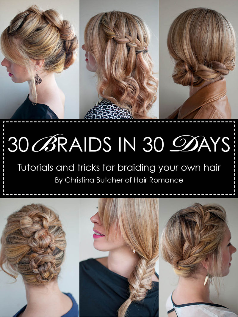 30 braids in 30 days the ebook hair romance