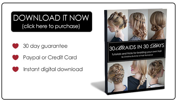 Buy the 30 Braids in 30 Days ebook now