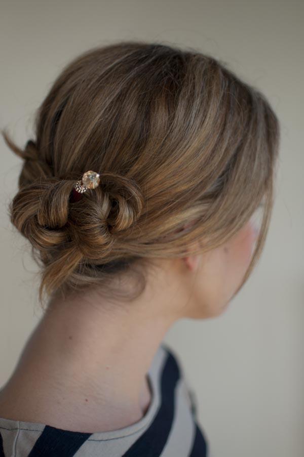 Hairstyles for Hairsticks   Hair Romance