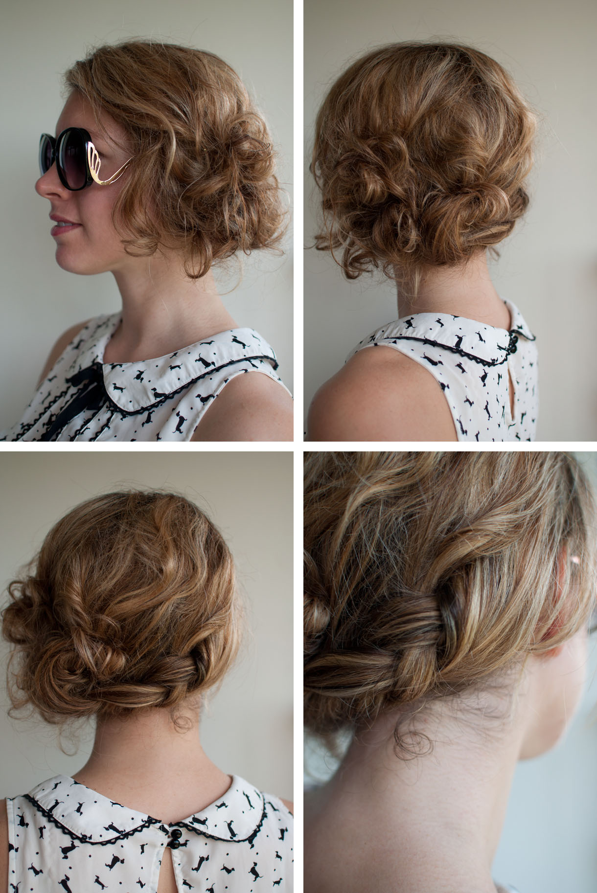 easy updo for second day hair - hair romance