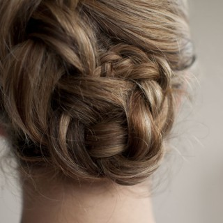 Braided upstyle – Hair Romance on Latest Hairstyles