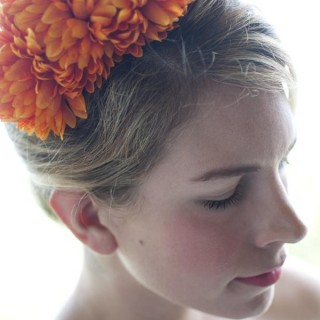 Hair Accessory DIY – Floral headband
