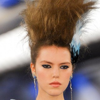 Big Hair Friday – Chanel Couture Spring 2012