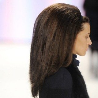 No-one does big hair like New York (Fashion Week)