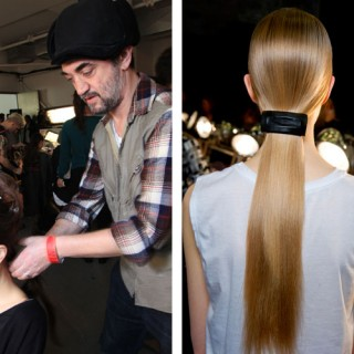 Backstage secrets from NYFW hairstylists