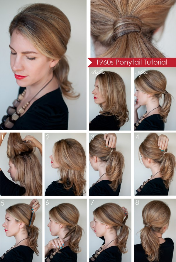 Hair-Romance-1960s-ponytail-hairstyle-tutorial