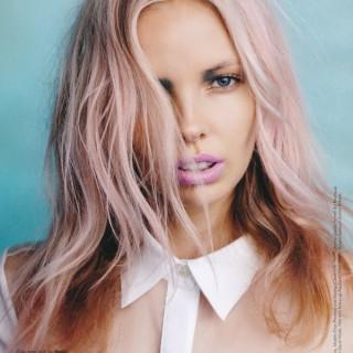 Hair Colour Inspiration: Pink Hair