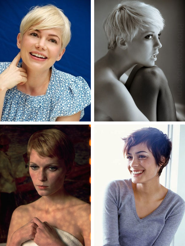 Hair Romance - Pixie hair cut