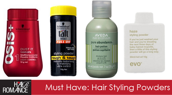 Must Have Hair Product Styling Powders Hair Romance