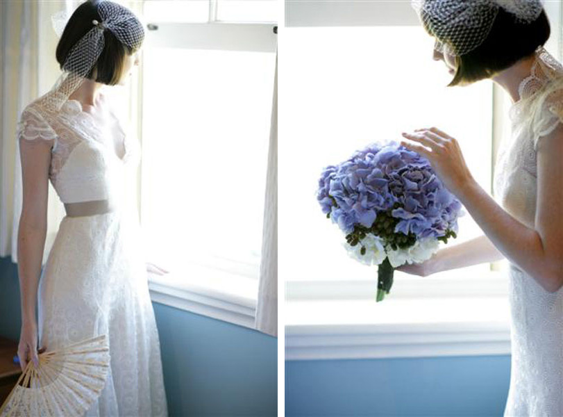 Wedding Hairstyles For Brides With Short Hair And Veils Hair Romance