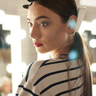 Perfect ponytail styling tips from Anthony Nader