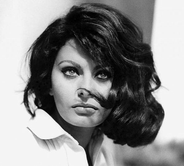 Big Hair Friday Sophia Loren Hair Romance