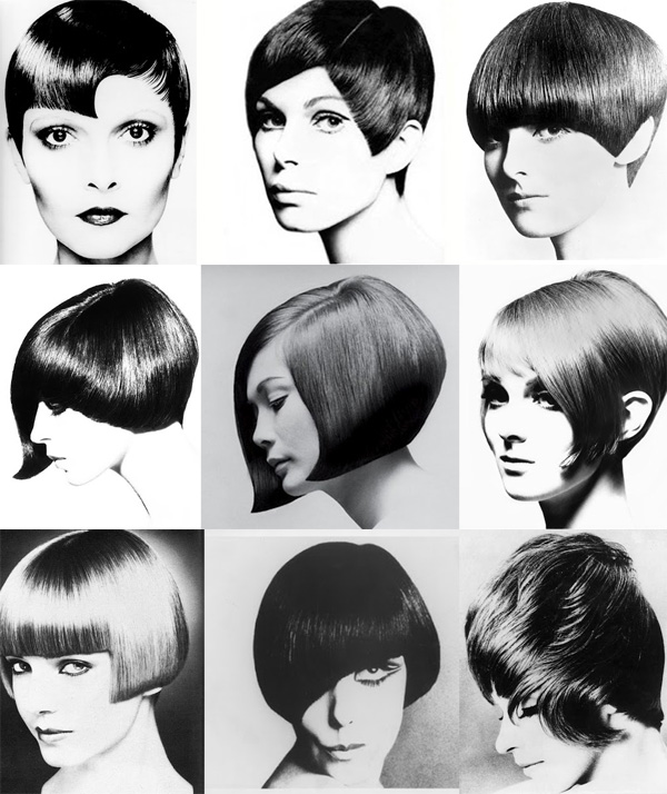 Short Cut Saturday Vidal Sassoon Signature Styles Hair