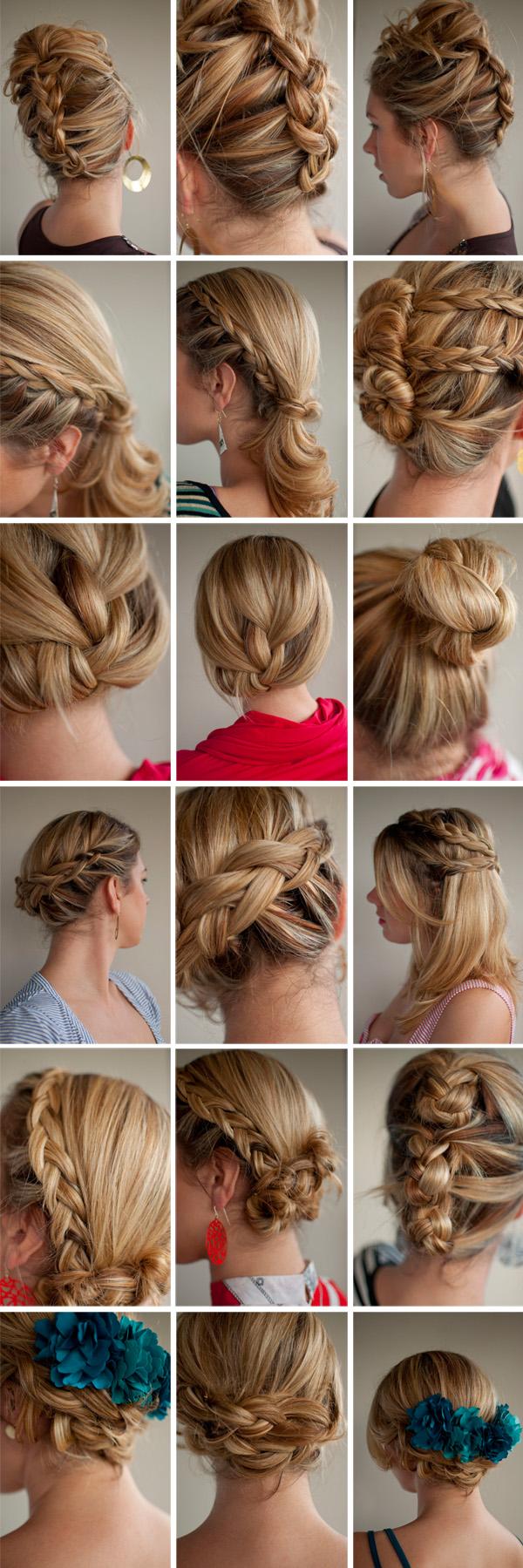 New Hair Romance Hairstyle Challenge 30 Braids In 30 Days Hair