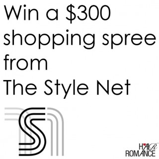 Win a $300 online shopping spree with The Style Net