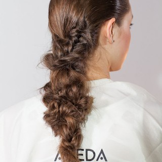 NYFW Hair-spiration: Fishtails at Kimberly Ovitz