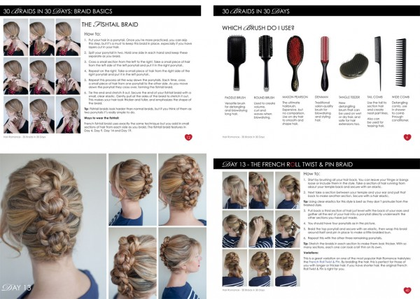 30 days of twist and pin hairstyles free download