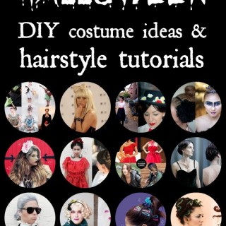 41 of the best Halloween DIY costume ideas and hairstyle tutorials