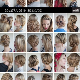 30 Braids in 30 Days – the ebook is here