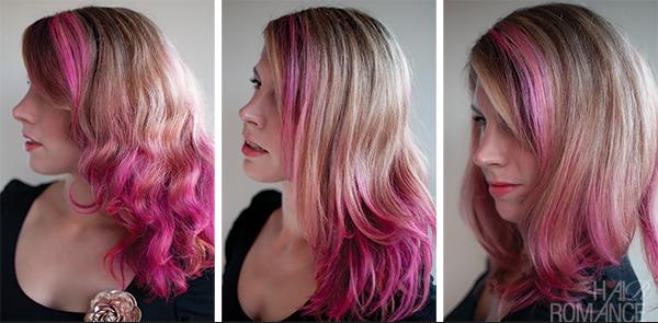 How Long Does Pink Hair Dye Last Hair Romance
