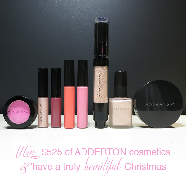 Adderton Beauty Giveaway