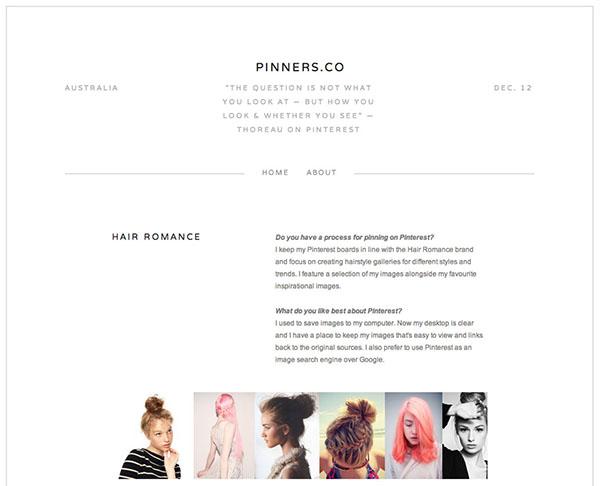 Hair Romance on Pinners