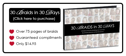 Purchase 30 Braids in 30 Days for Christmas