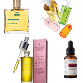 Makeup Monday: Beauty oils I love