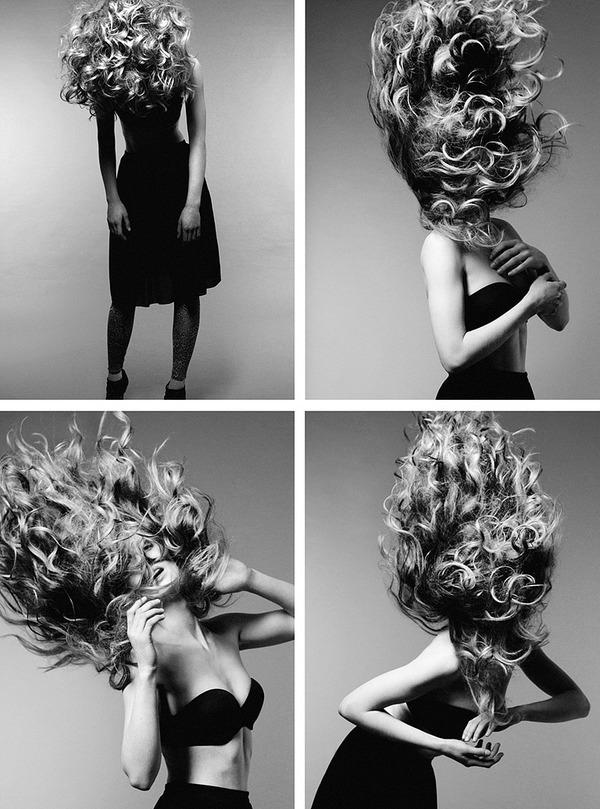 Hair Romance - Big Hair Friday 1