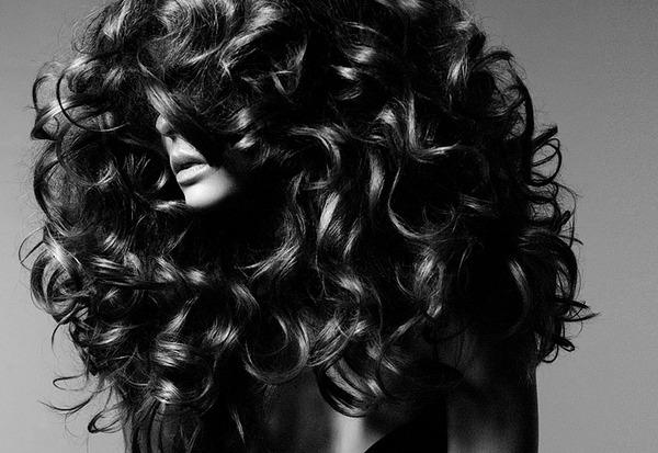 Hair Romance - Big Hair Friday