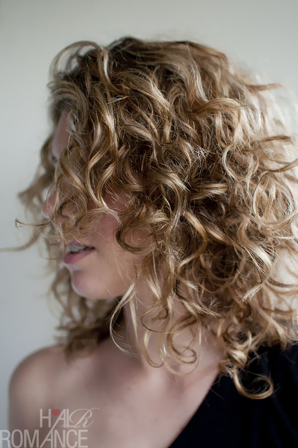 Hair Romance - how to get your curl back