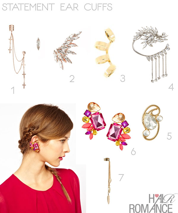 Statement ear cuff shopping guide