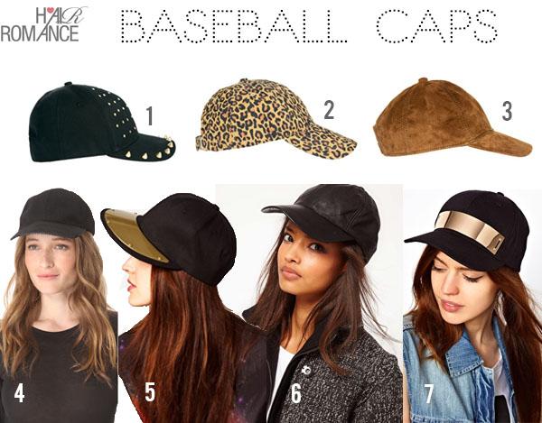 Hair Romance baseball cap shopping guide
