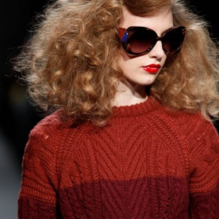 Big Hair Friday – Marc by Marc Jacobs at NYFW